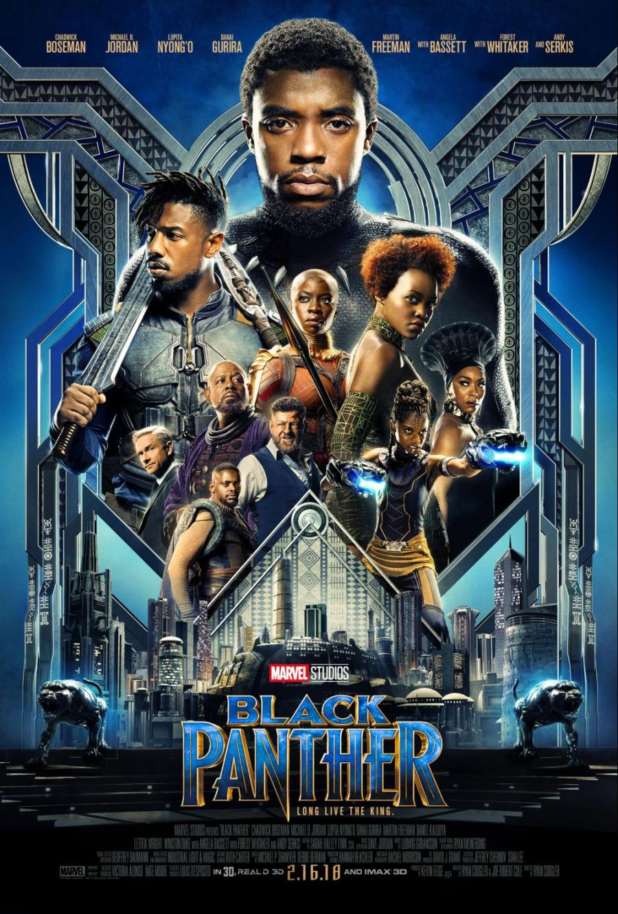BlackPanther poster
