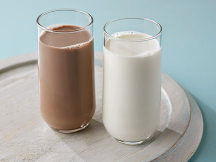 white-and-chocolate-milk-glass